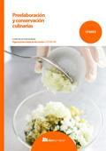 Preelaboración y conservación culinarias