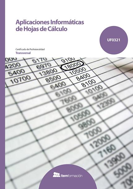 Aplicaciones Informáticas de Hojas de Cálculo - Item Formación ...