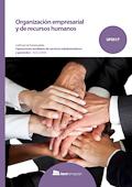 Organización empresarial y de recursos humanos