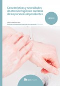 Características y necesidades de atención higiénico-sanitaria de las personas dependientes