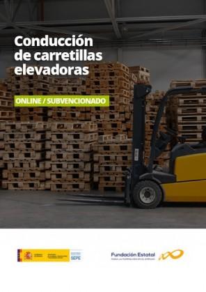 Conducción de carretetillas elevadoras