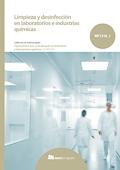 Limpieza y desinfección en laboratorios e industrias químicas