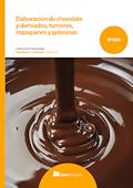 Elaboración de chocolate y derivados, turrones, mazapanes y golosinas