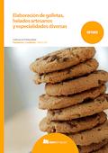 Elaboración de galletas, helados artesanos y especialidades diversas