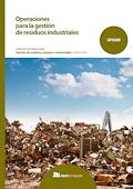 Operaciones para la gestión de residuos industriales