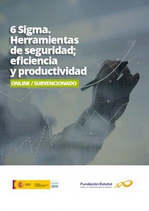6 Sigma. Herramientas de seguridad, eficiencia y productividad
