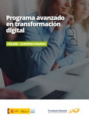 Programa avanzado en transformación digital