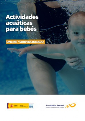 Actividades acuáticas para bebés