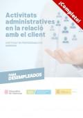 Certificat de professionalitat d'Activitats administratives en la relació amb el client