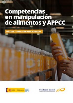 Competencias en manipulación de alimentos y APPCC