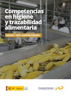 Competencias en higiene y trazabilidad alimentaria